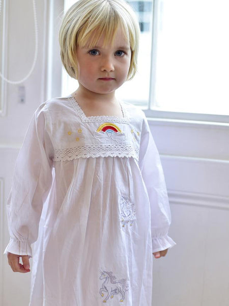 Girls unicorn nightie