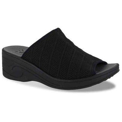 SoLite Airy Slide Black
