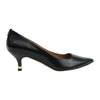 "Faux crinkle patent leather pump - Step out in style in our J.Renee Braidy uniquely crafted in faux crinkle patent leather that is sure to enhance your ensemble whether work or everyday providing all day comfort. Heel Height 2""."