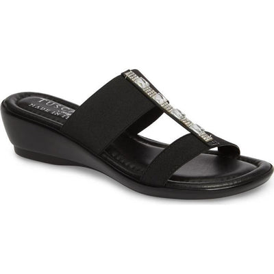 Easy Street Elba Slide Black