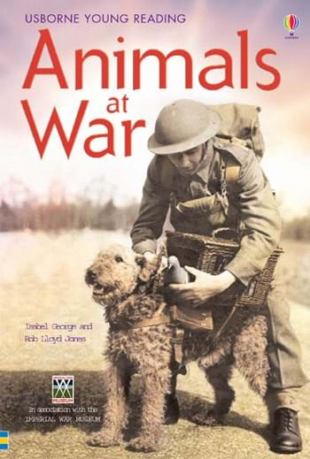 Book - Animals at War