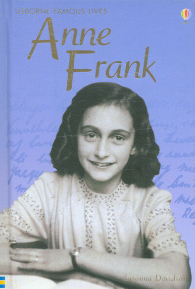 Anne Frank (Usborne young readers)