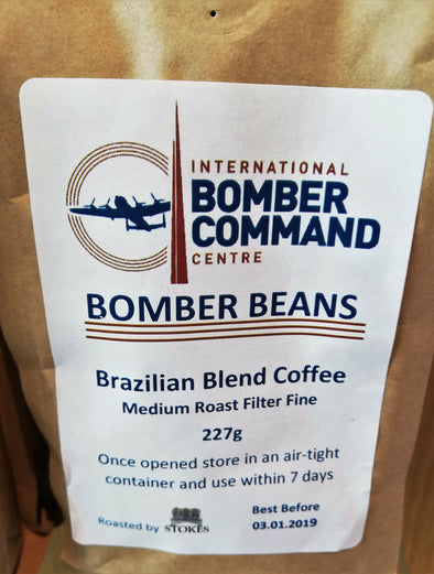 Bomber Beans Coffee