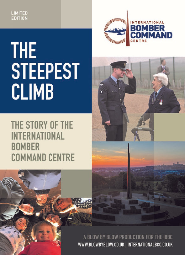DVD - The Steepest Climb - the story of the IBCC