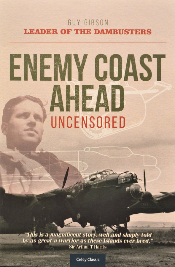 Enemy Coast Ahead - Uncensored (Front Cover)