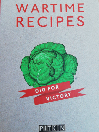 Wartime Recipes Book
