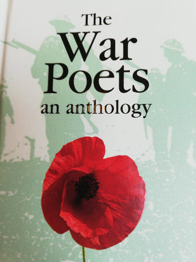 The War Poets - an anthology