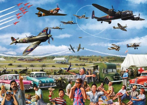Jigsaw 'Family Airshow'