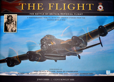 THE FLIGHT (Front cover)