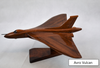 Wooden Aircraft Model