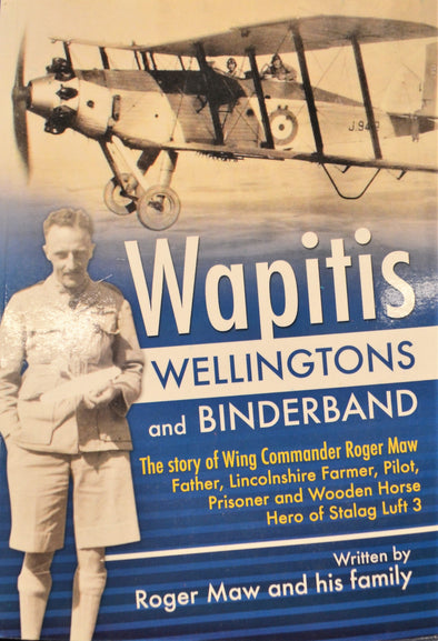 Wapitis Wellingtons and Binderband