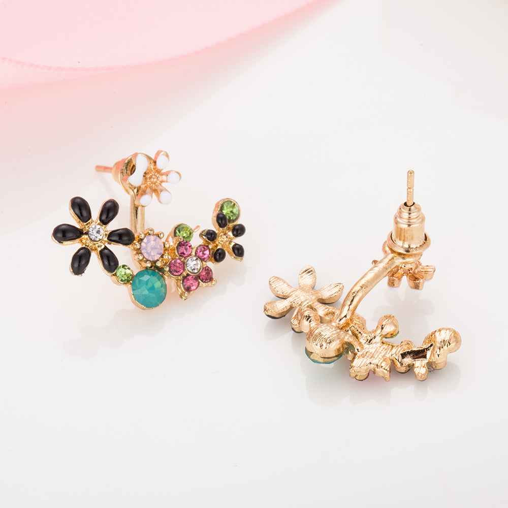 fan itm a innovative women c stud studs ear jewelry shaped earrings trendy sm