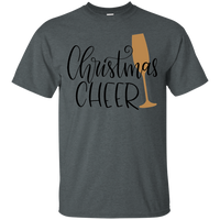 Christmas Cheer Cotton T-Shirt