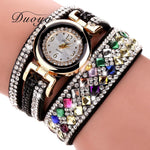 BARBARA Crystal Dress Wristwatch