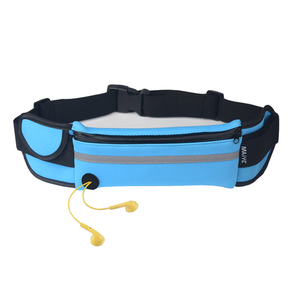 Waterproof Multifunctional Waist Pouch for Men and Women