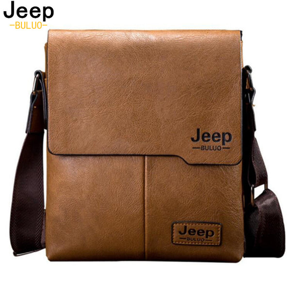 JEEP BULUO  Men Messenger Bag
