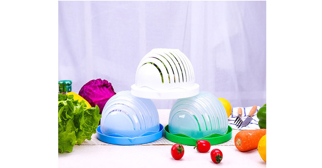 Fruit and Vegetable Cutting Bowl