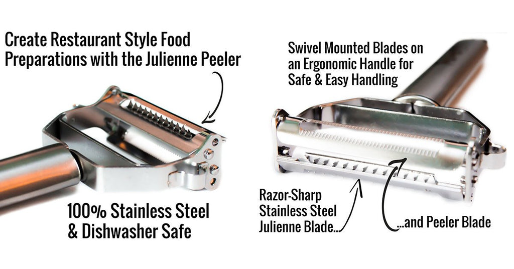 Julienne & Vegetable Peeler