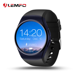 Smart Watch Support SIM TF Card Heart Rate Monitor Clock