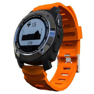Smart Watch with GPS Tracker, Heart Rate Monitor & Bluetooth