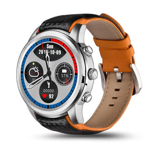 "Smart Watch Android 5.1 OS 1.39"" IPS OLED Screen"