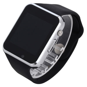 Smart Watch With Passometer & Camera