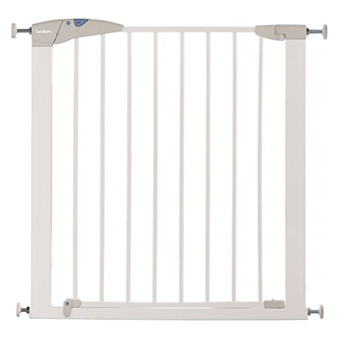 Penguin Int | Lindam Sure Shut Axis Pressure Fit Safety Gate  - 76 - 82 cm (white)
