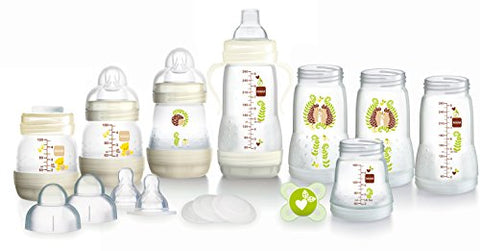 Penguin Int | MAM Anti-Colic Self-Sterilising Bottle Starter Set