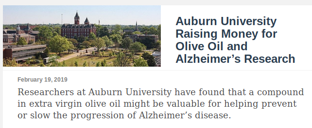 Auburn University is Raising Money