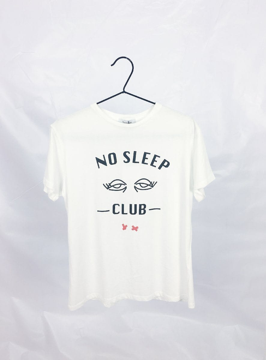 no sleep t-shirt