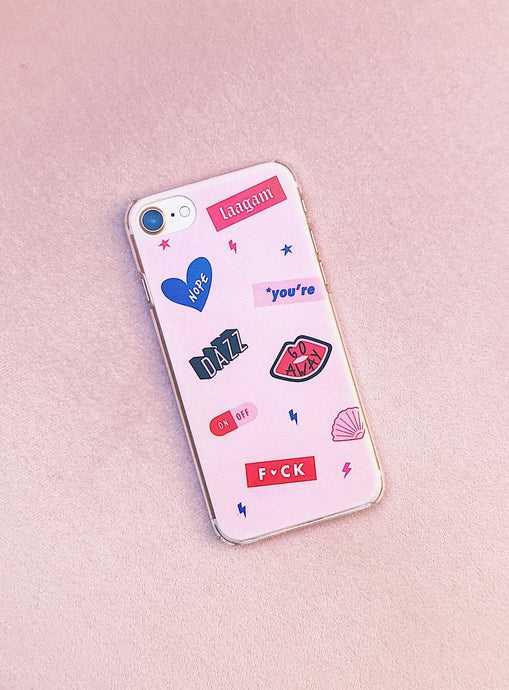 phone case 'stickers'