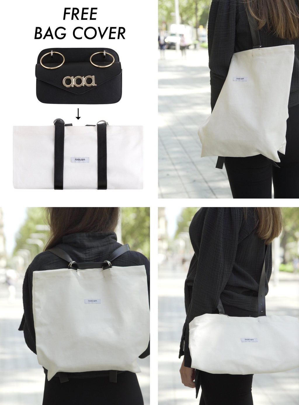 laagam bag black