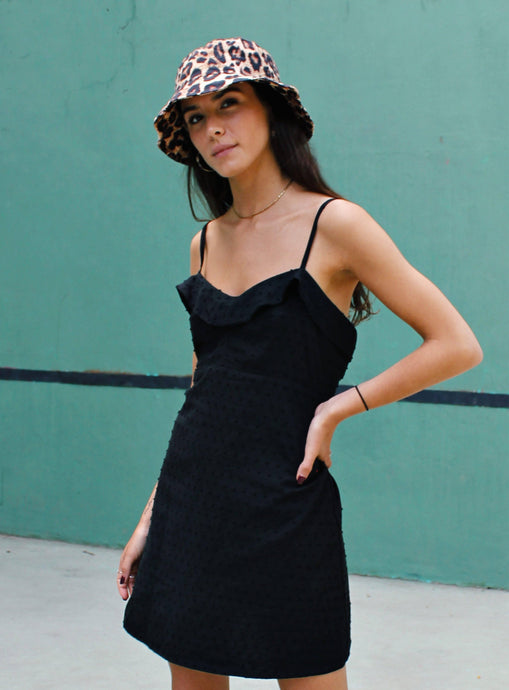 babe black dress