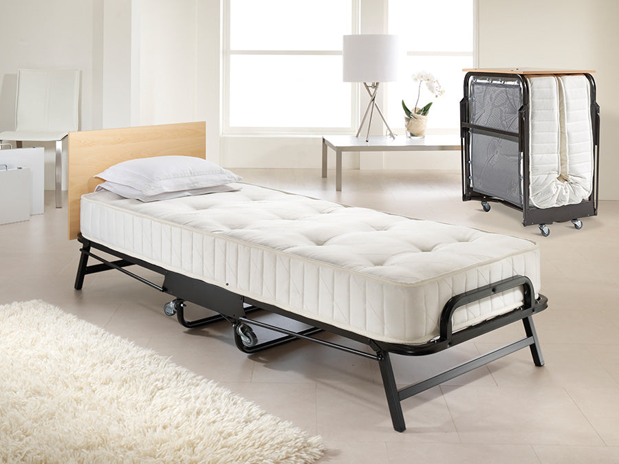 Jay-Be Crown Premier Contract Folding Guest Bed with Sprung Mattress