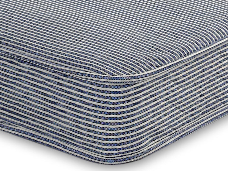 Horden Student Contract Coil Sprung Flat Panel Mattress