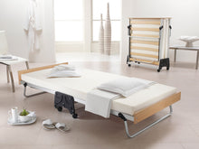 Jay-Be J-Bed Memory Foam Contract Folding Guest Bed with Memory Foam Mattress
