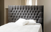 New York Contract Upholstered Floor Standing Headboard