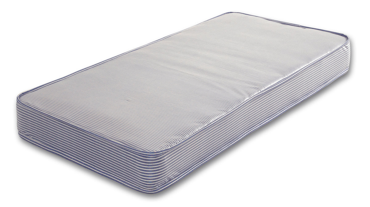 6862126eabf0 ... Thornley Contract Divan Bed Set with PVC Water Resistant Coil Sprung  Mattress ...