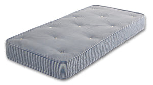 Warren Contract Divan Bed Set with Coil Sprung Tufted Mattress