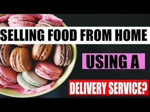How to start a food business Selling food from home and delivering