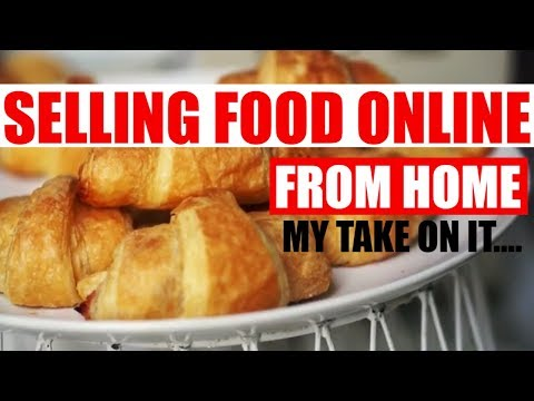 Selling Homemade Food Online