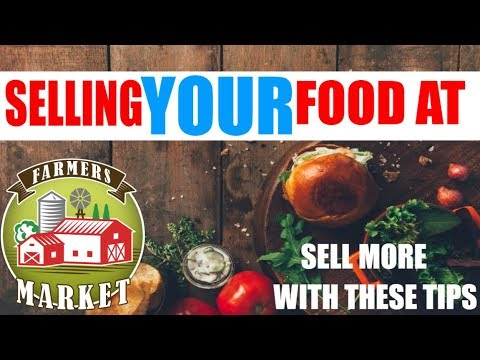 Farmers Market Vendor Application