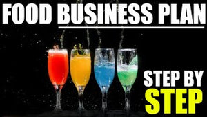 Food Business Plan Step by Step