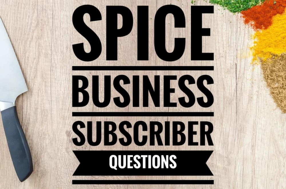Start a Spice Business How selling online can be a profitable spice business to start