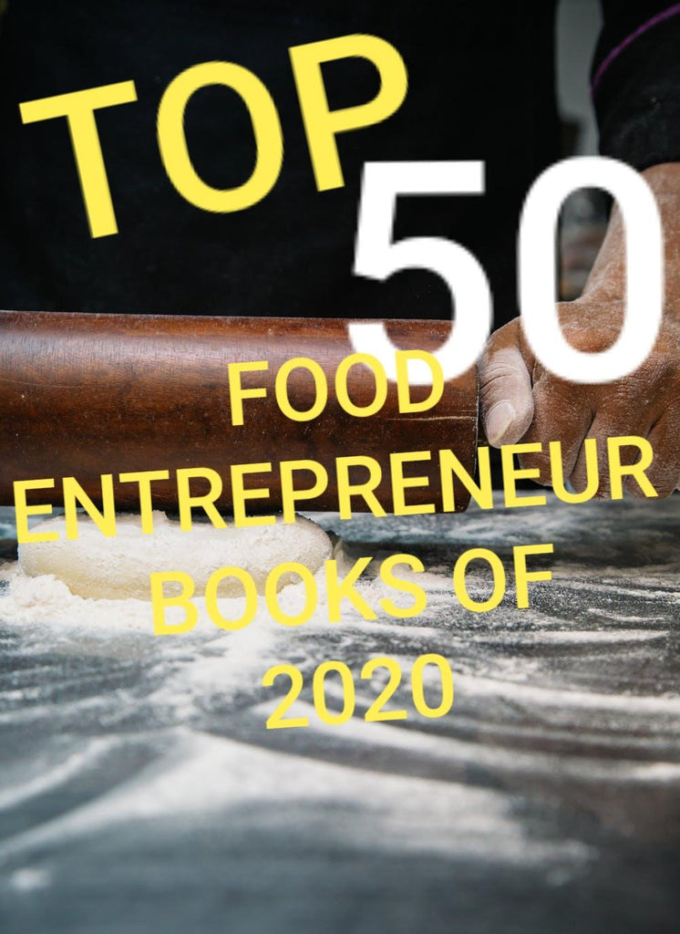 Top 50 Books For starting a Food Business