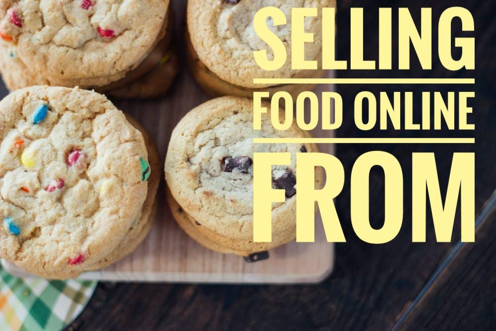 How to sell food online from home | Selling prepackaged food | Reselling Food