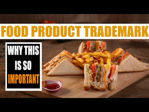 How to start a small business Food business series : Trademark your FOOD