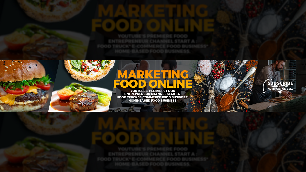 Marketing Food Online
