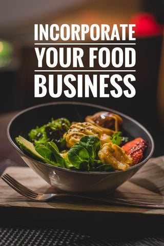 llc incorporate inc file start selling food online s corp c corp