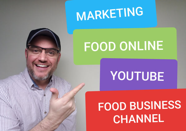 Food Marketing Promotion Your Product in our Network over 500,000 a month